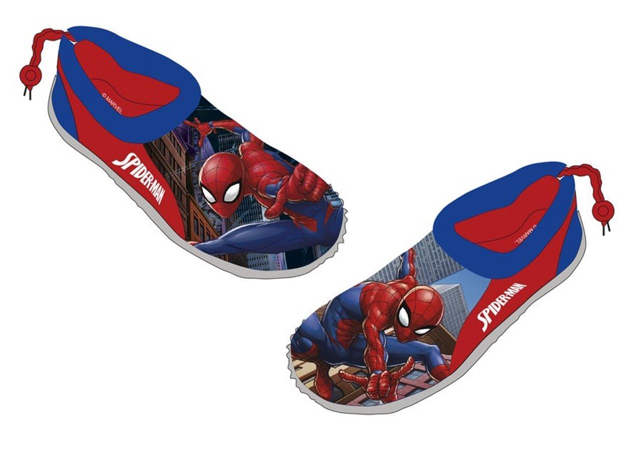 986f730ff Water Shoes Spiderman Aqua Wet Boys Swim Pool Beach | eBay