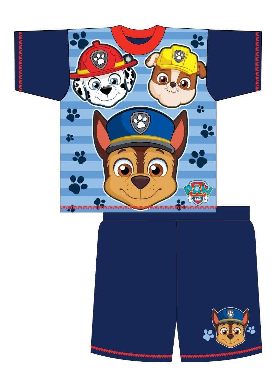 c301f302f5b Details about Paw patrol pjs shorts pyjamas pajamas summer boys