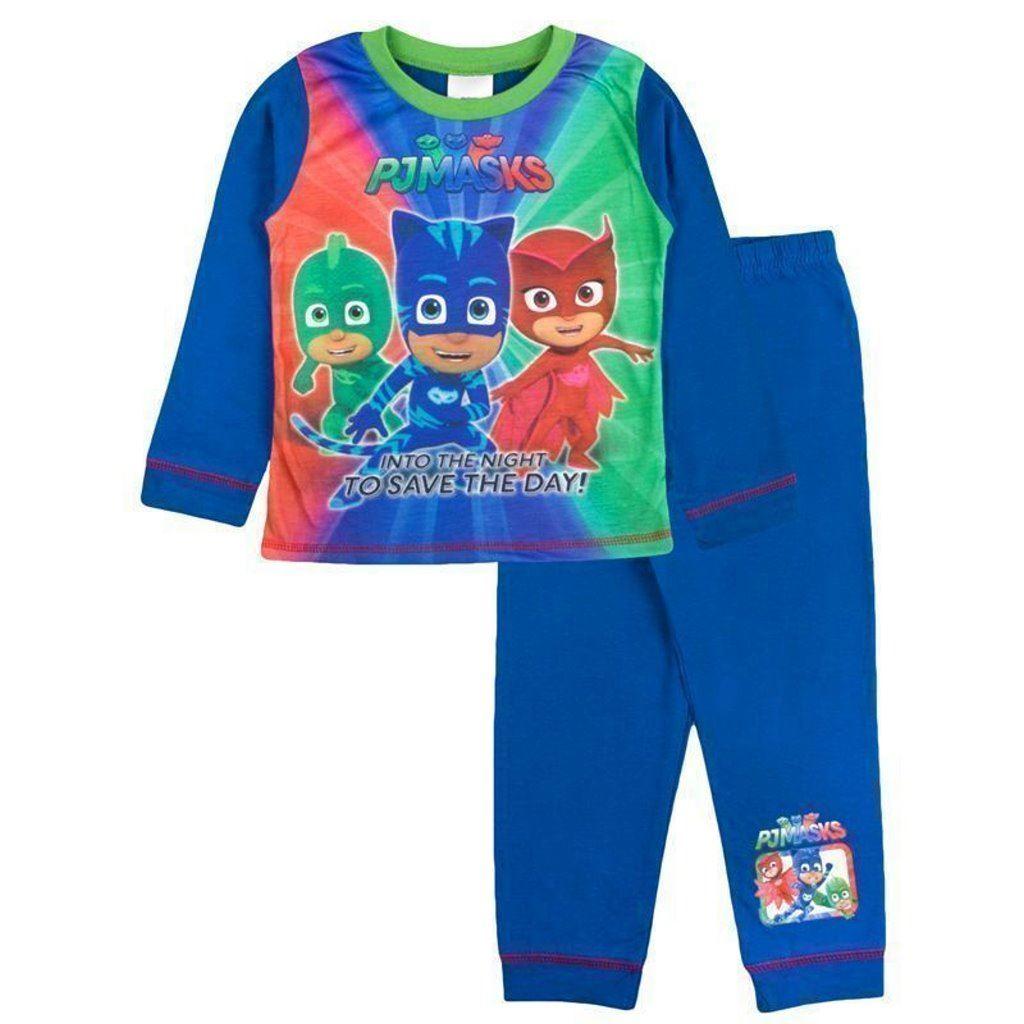 PJ Masks Pyjamas I Boys PJ Masks Short Sleeve Pyjama Set I Pj Masks PJs