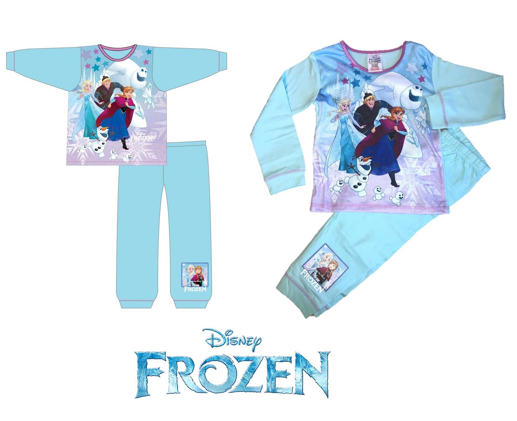 Disney Set Pigiama per Bambine