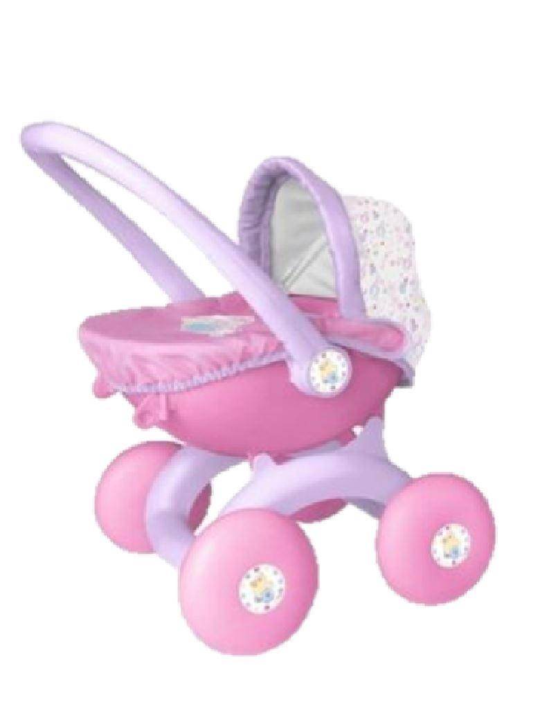 My First Jugar Born De 1 Juguete In Cochecito Girl Baby Detalles 4 bgIY6fy7v