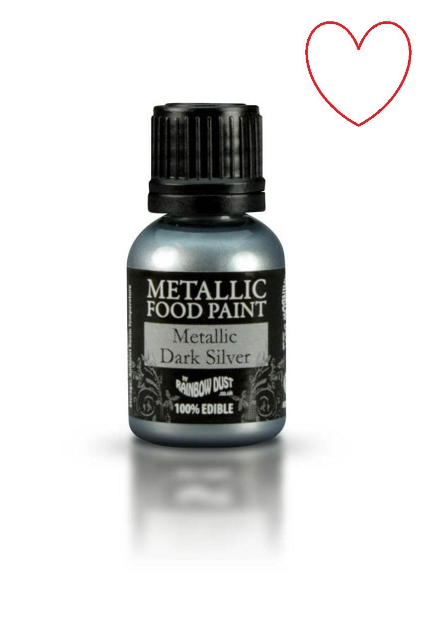 Edible-Food-Paint-Metallic-cake-Decorating-Sugar-Craft miniatuur 21