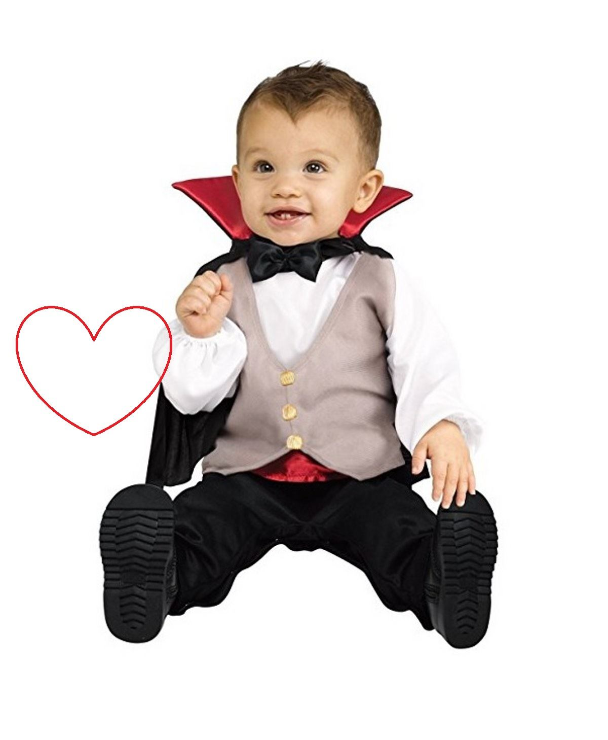 toddler halloween costume outfit fancy dress baby grow jumpsuit 12