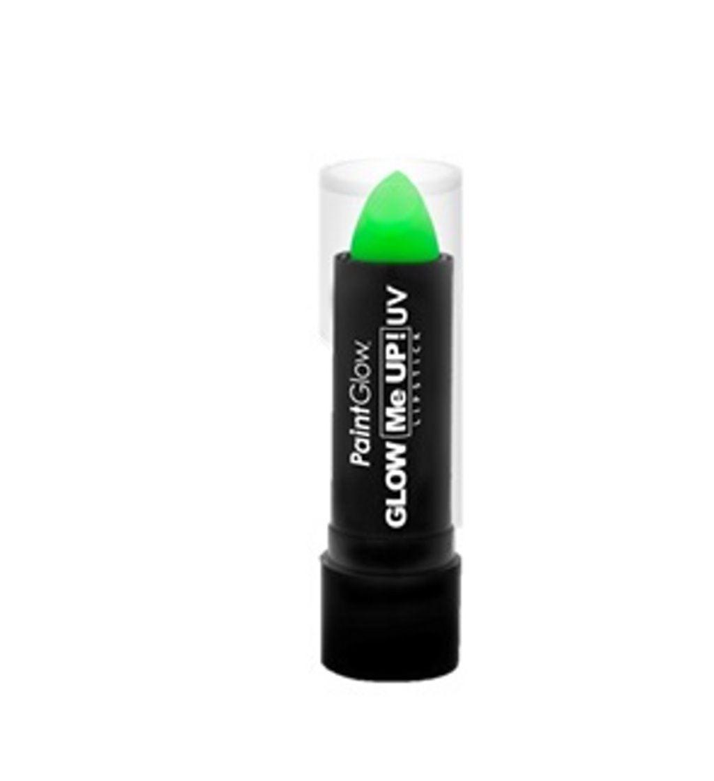 Rossetto-UV-Neon-brillanti-scintille-Make-Up-Festa-Glow-Party-fluo