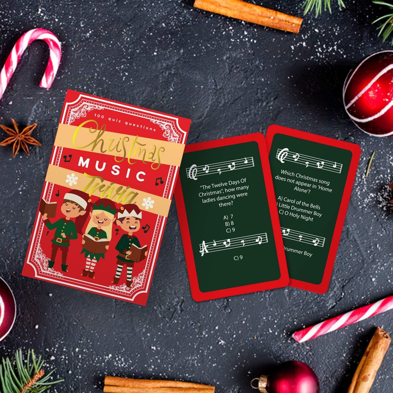 Festive Trivia Games Christmas Questions Movies Music TV