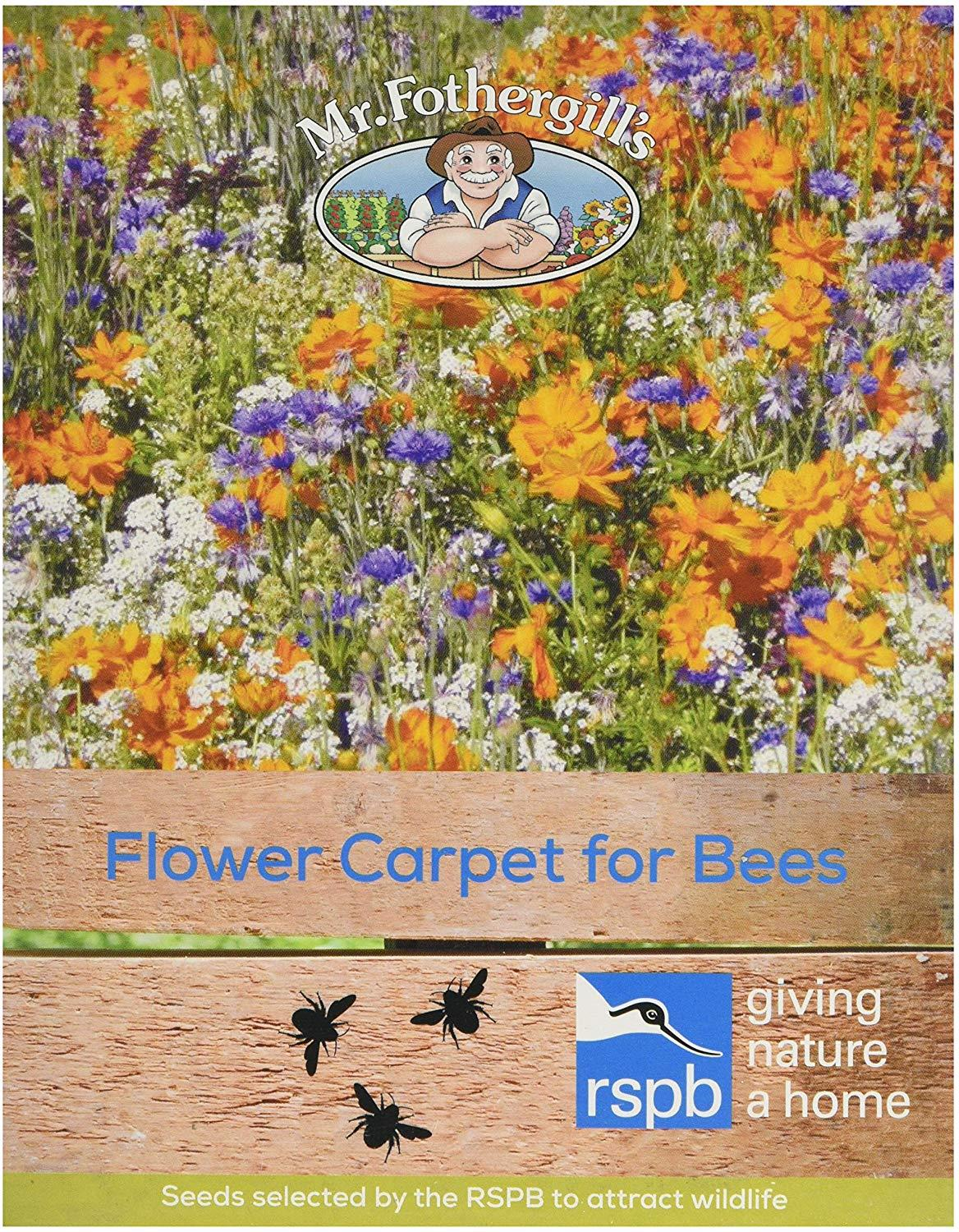 Bee Mat Biodegradable Seed Carpet Bees Seeds