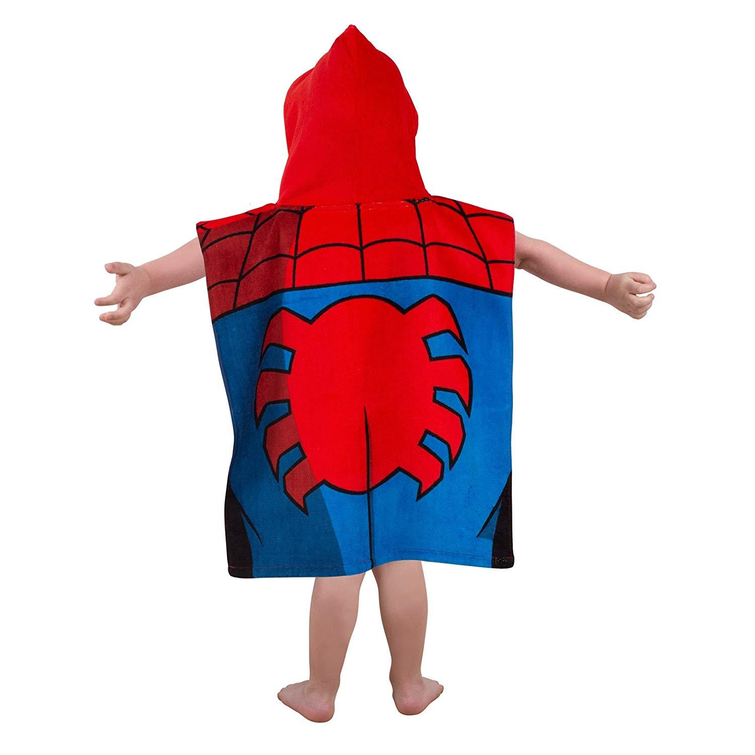 Kids-Boys-Novelty-Girls-Character-Hooded-Towel-Poncho-Beach-Bath-Swim thumbnail 32