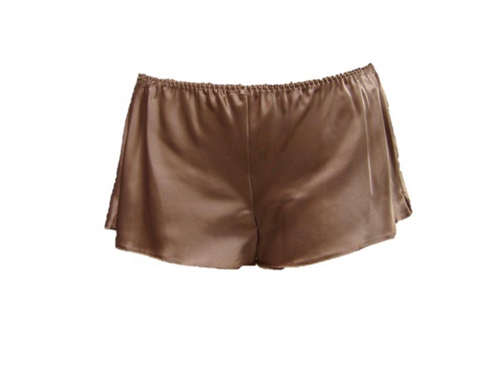 Ladies-Womens-french-knickers-Silk-Satin-Lingerie-Underwear-Panties