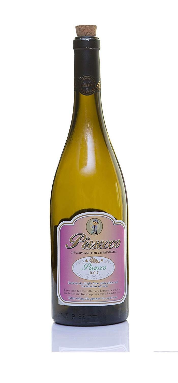 Bolsa-para-botella-de-vino-Novedad-Etiqueta-Divertido-Broma-Navidad miniatura 13