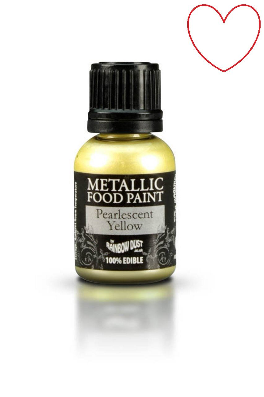 Edible-Food-Paint-Metallic-cake-Decorating-Sugar-Craft miniatuur 75