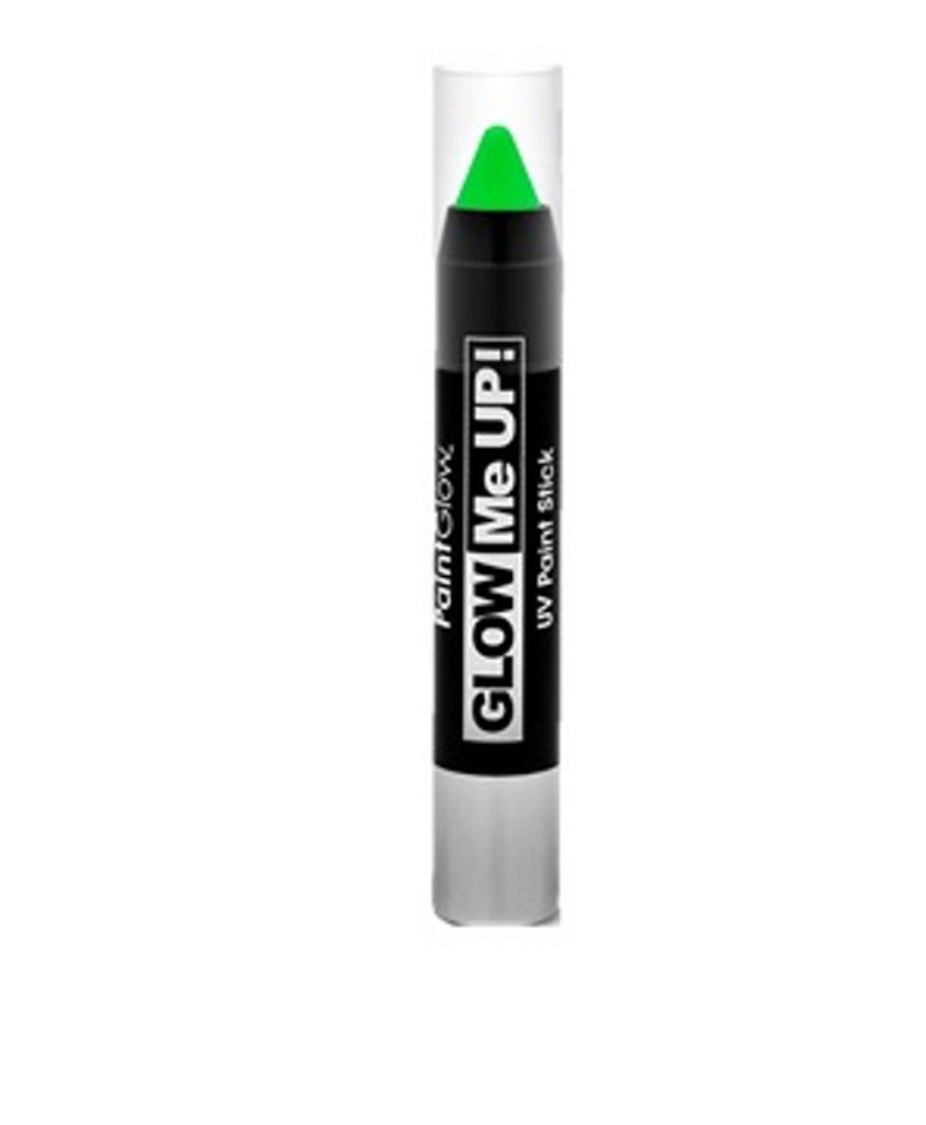 Neon-UV-viso-corpo-bastone-pittura-festa-club-bagliore-nel-buio