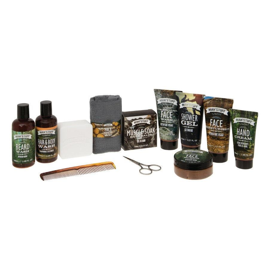 Technic-Men-Stuff-Toiletry-Gift-Sets-Christmas-Advent-Calendar thumbnail 19