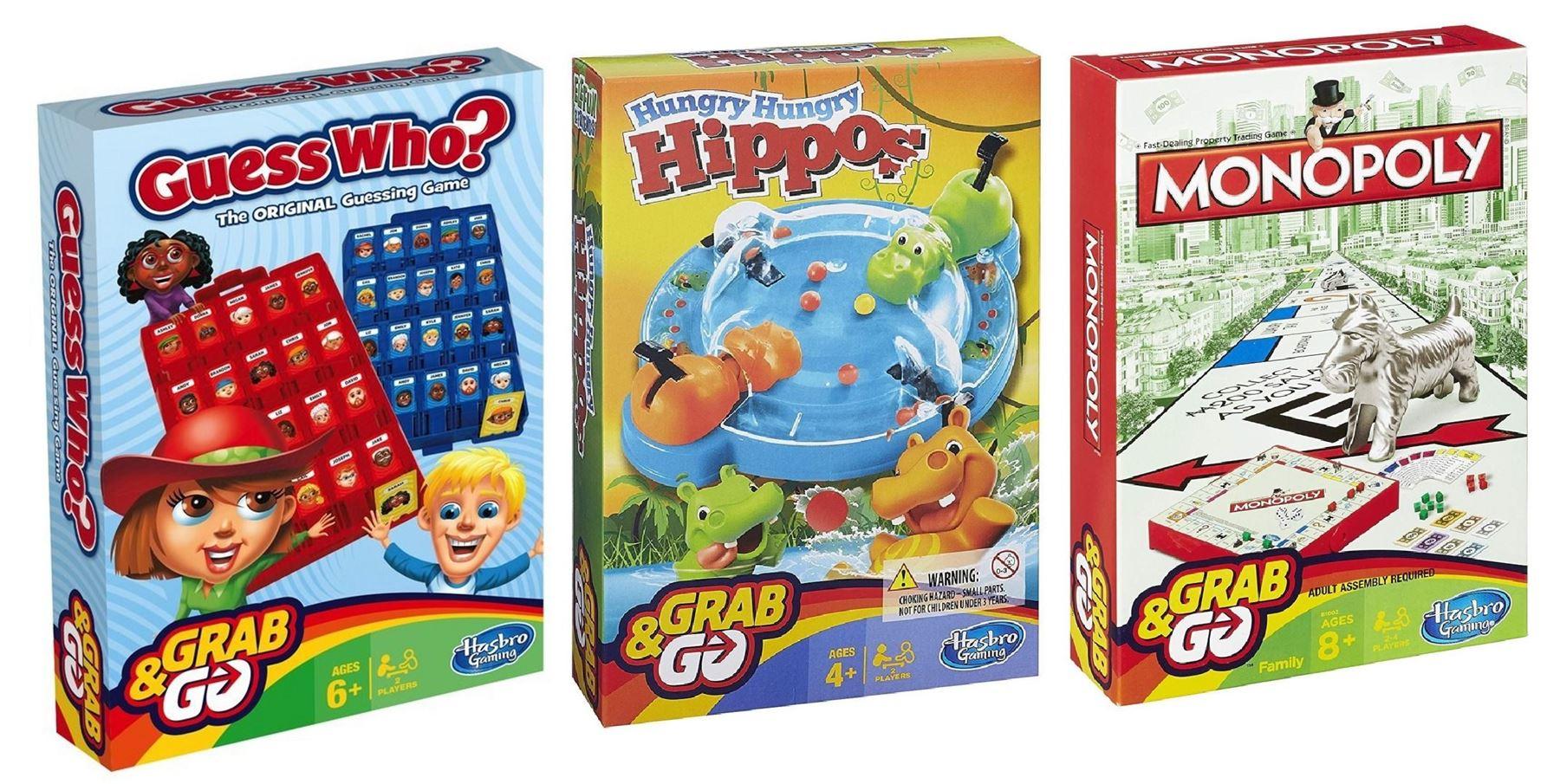 connect 4 ou cluedo game board devinez qui? Hasbro travel jeux monopoly