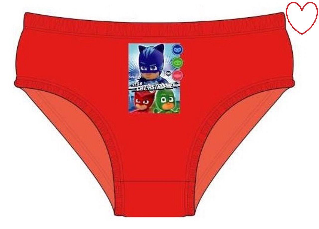 Pack of 3 Pj Mask Boys Pants Underwear Pants