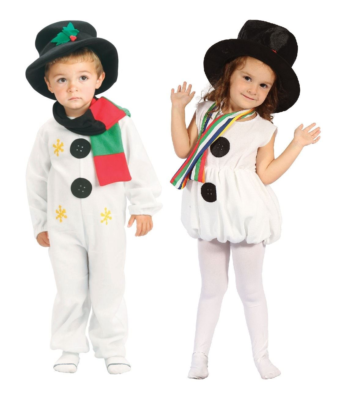 Toddler christmas fancy dress party