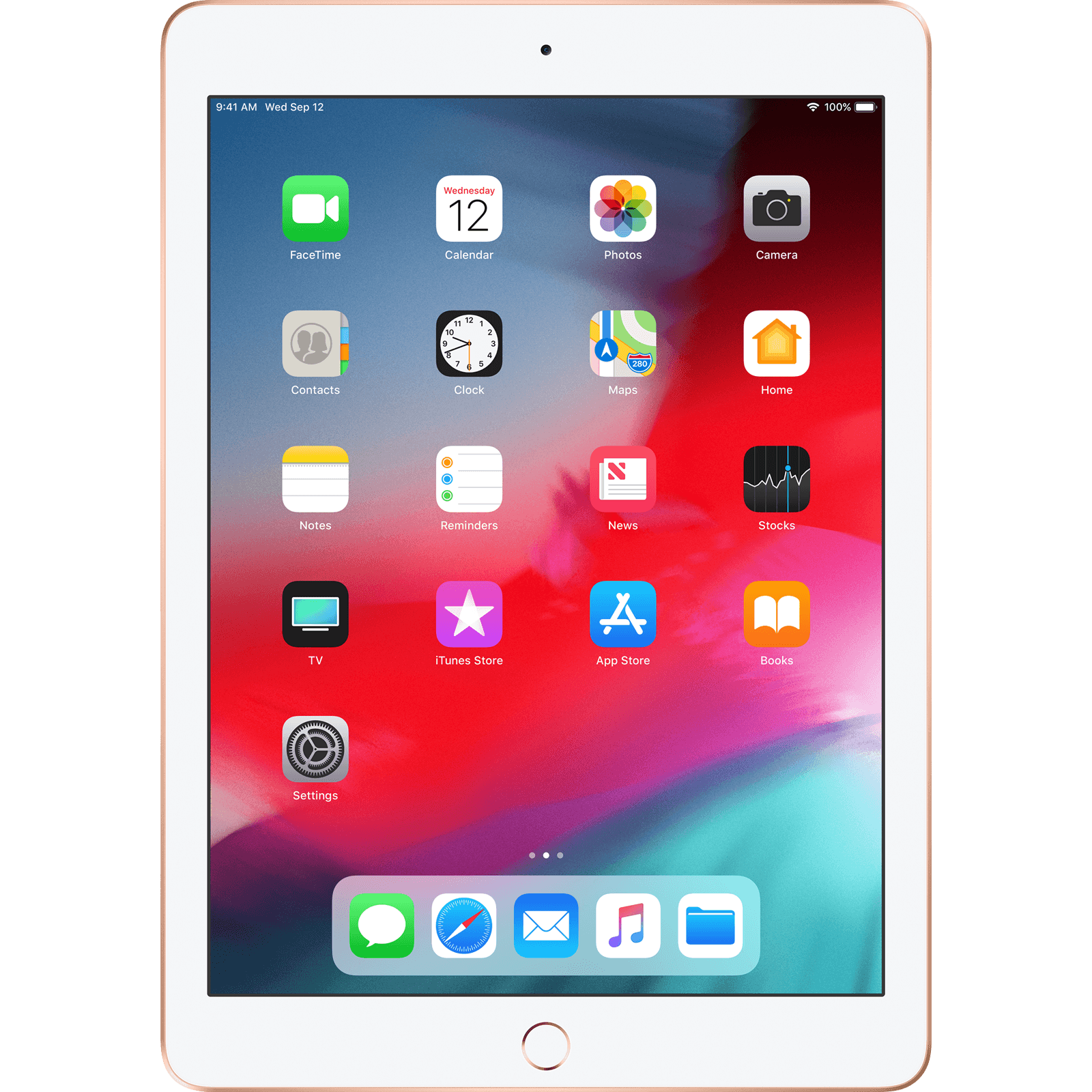 "thumbnail 2 - Apple iPad 6th Gen 2018 9.7"" 32GB/128GB Grey/Silver/Gold WIFI Tablet"