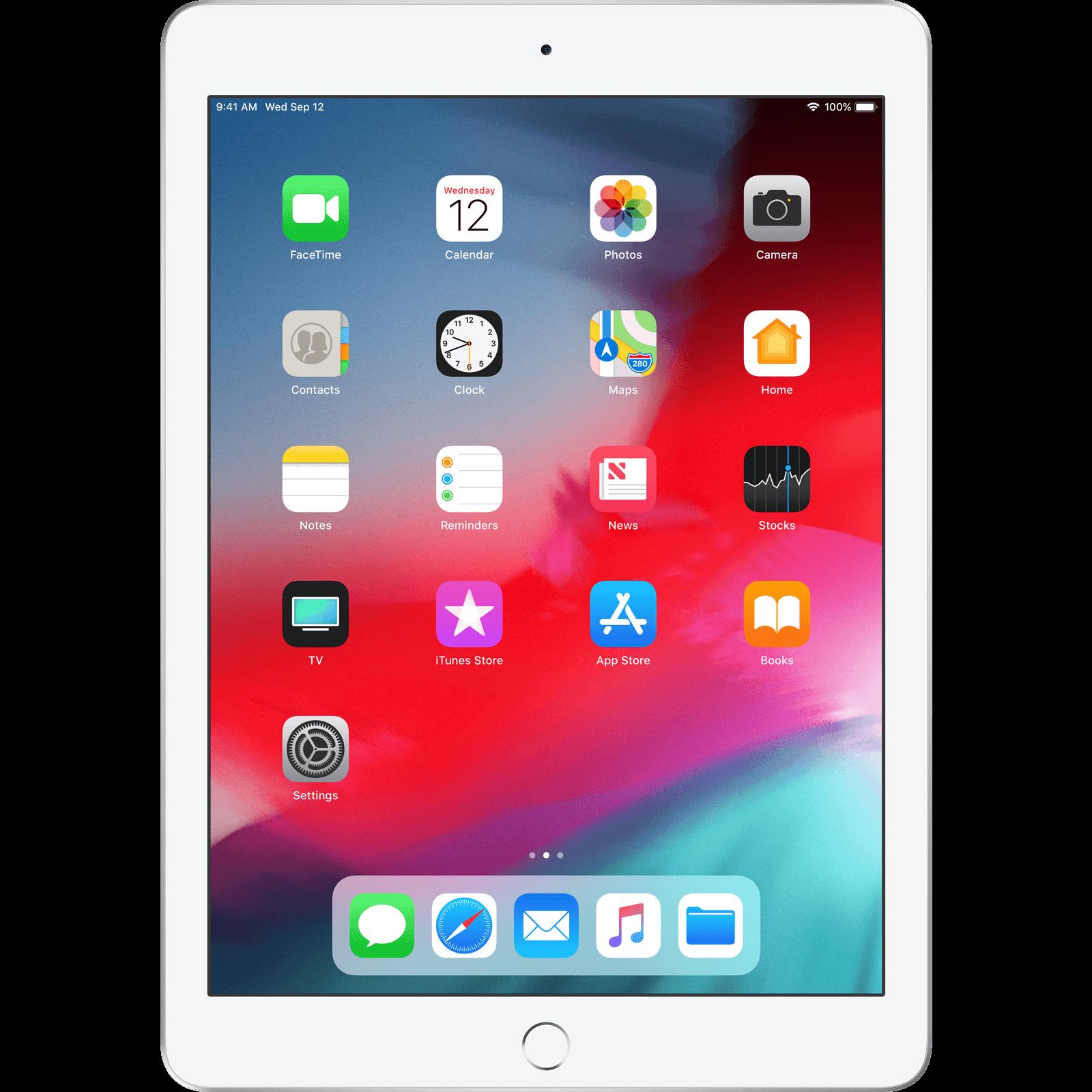 "thumbnail 5 - Apple iPad 6th Gen 2018 9.7"" 32GB/128GB Grey/Silver/Gold WIFI Tablet"