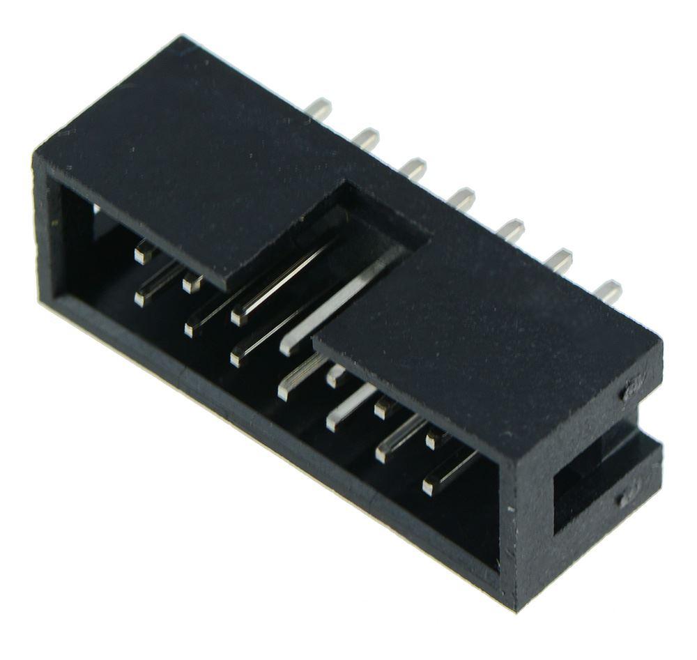 DC3 IDC Box Headers 2.54mm 6//8//10//12//14//16//20//24//26//30//34//40//50//60//64 pin