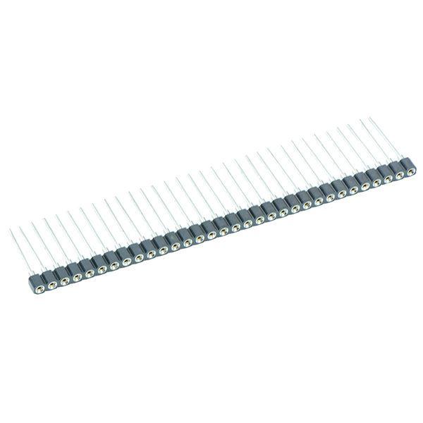 2 x 36 Way 2.54mm Single In Line SIL Socket