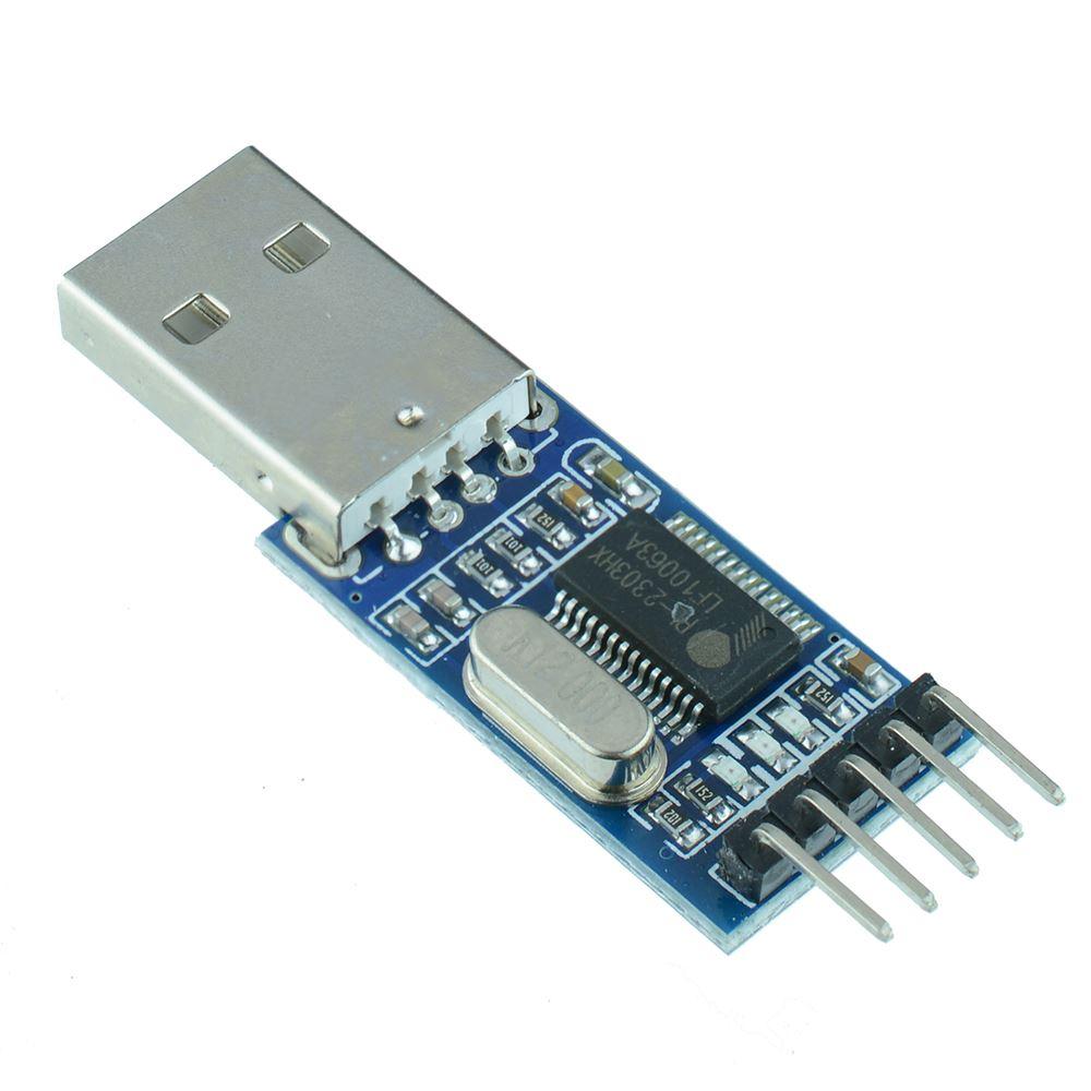 1pcs USB to RS232 TTL PL2303HX Converter Module Arduino Raspberry Pi Atmega