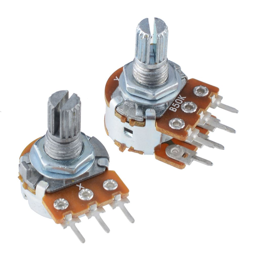 1st CLASS POST Potentiometer 20K Ohm 16mm Linear Variable Resistor