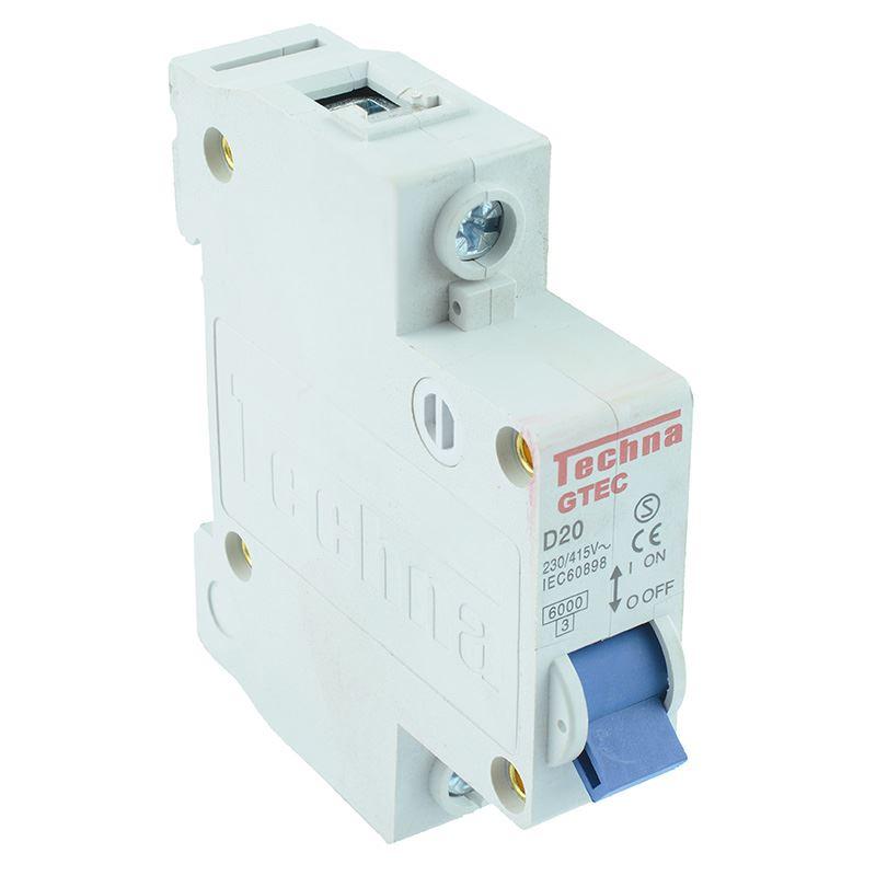 5945SRP2 45AMP Miniature Circuit Breaker