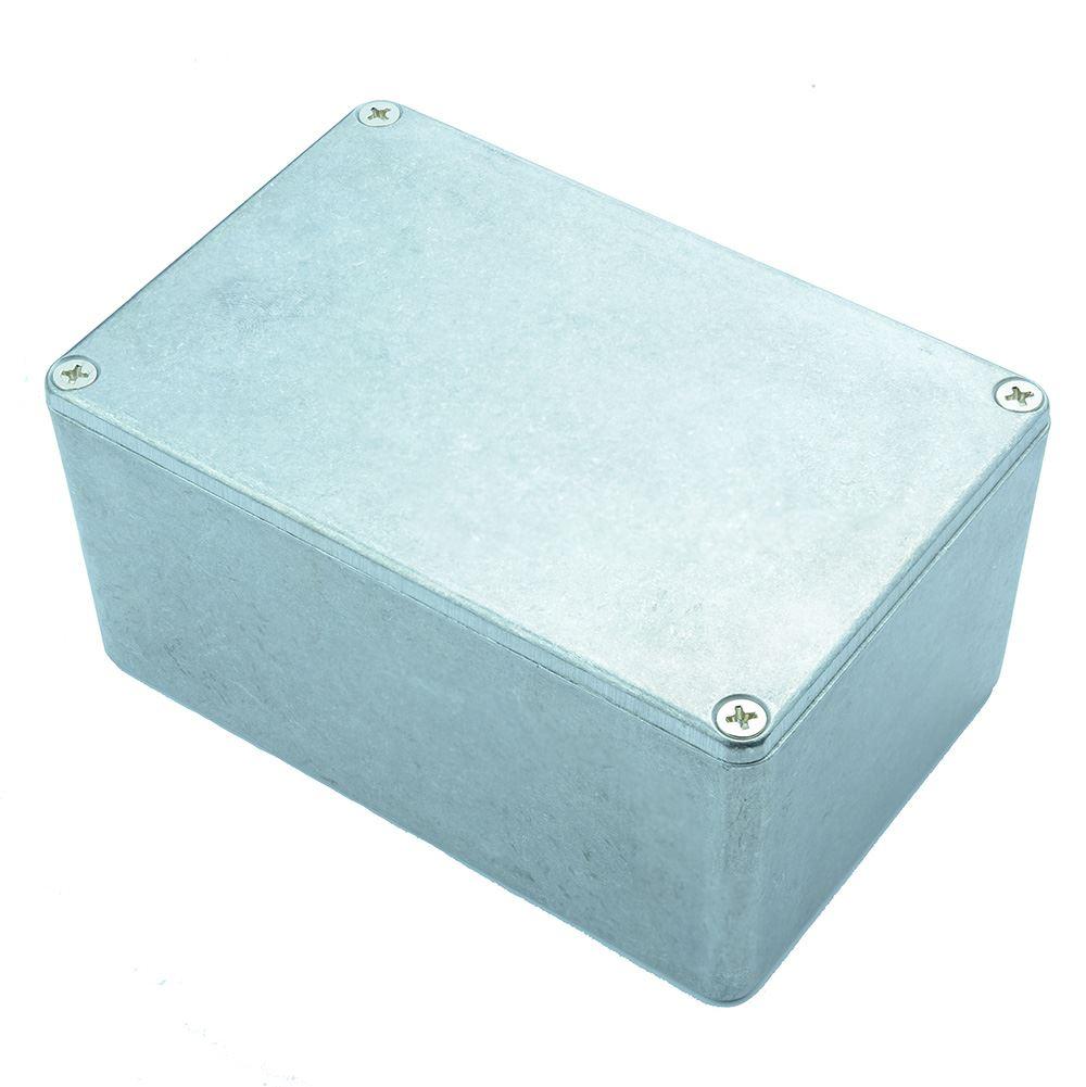 Electronic Project Diecast Aluminium Enclosure Box  1590//1032 Series