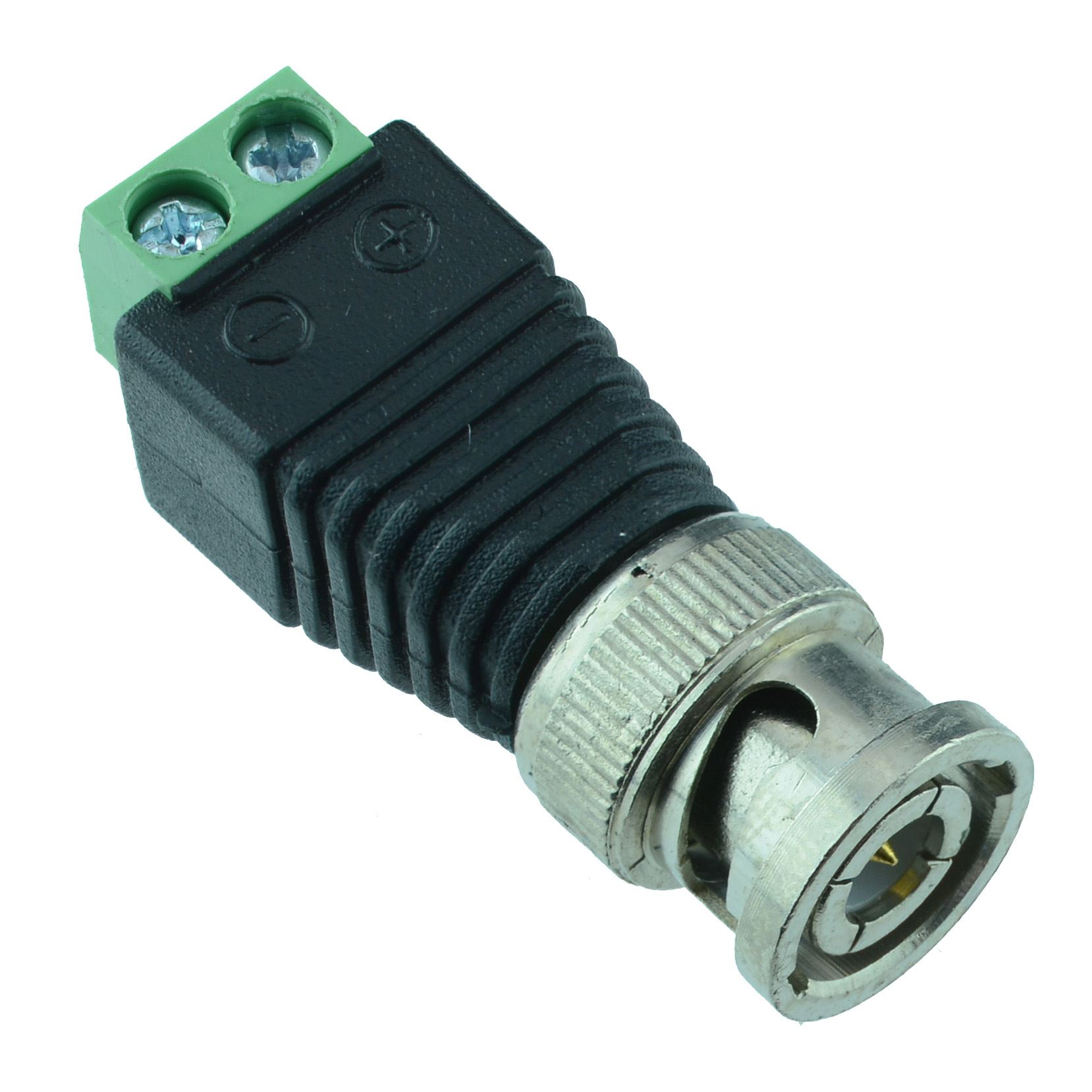 Bnc Plug Socket Coaxial Connector With Screw Terminals Ebay Rg58 Cable Schematics