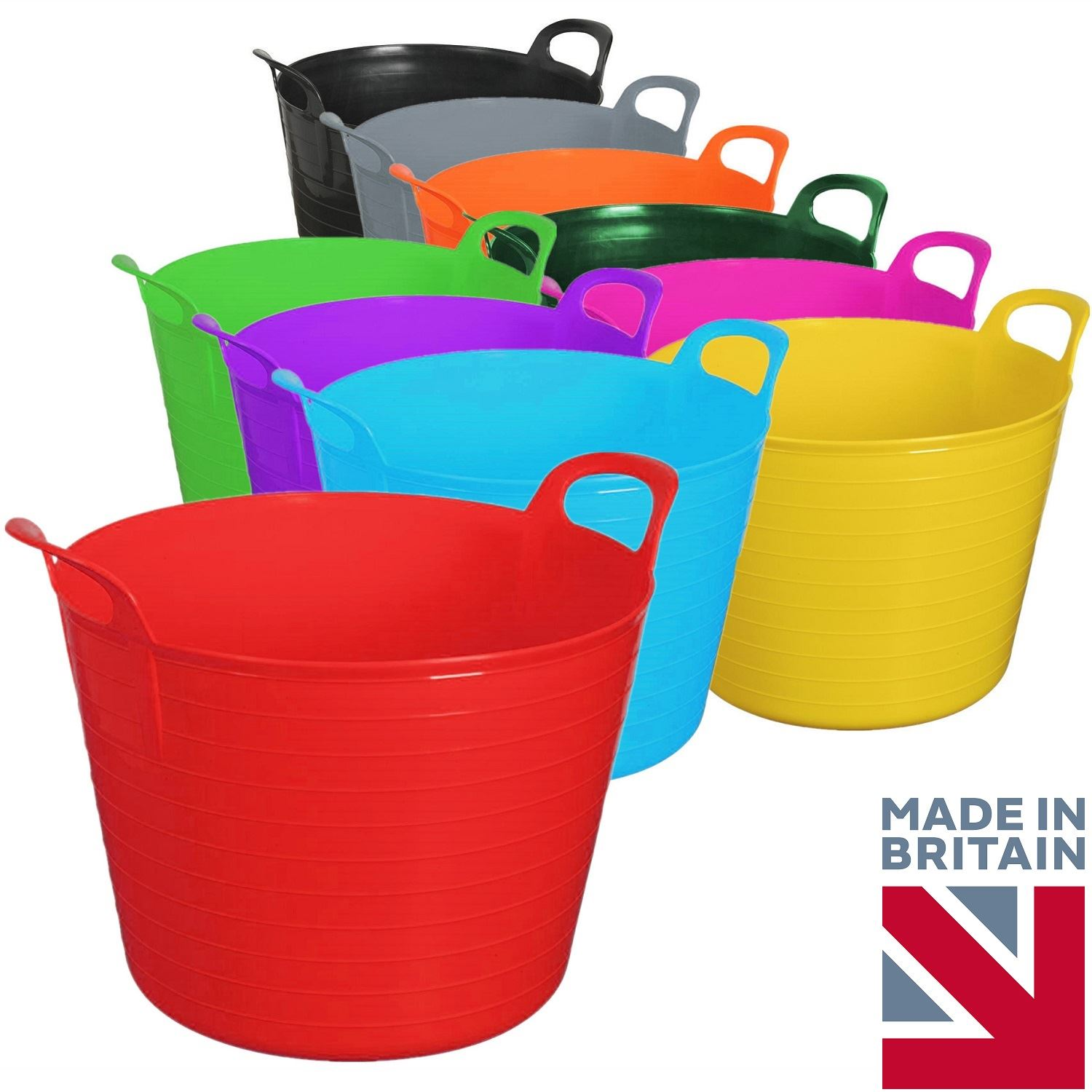 tub bin p s technicalissues global tubs res black medium heavy content inflowcomponent x duty containers storage inflow plastic