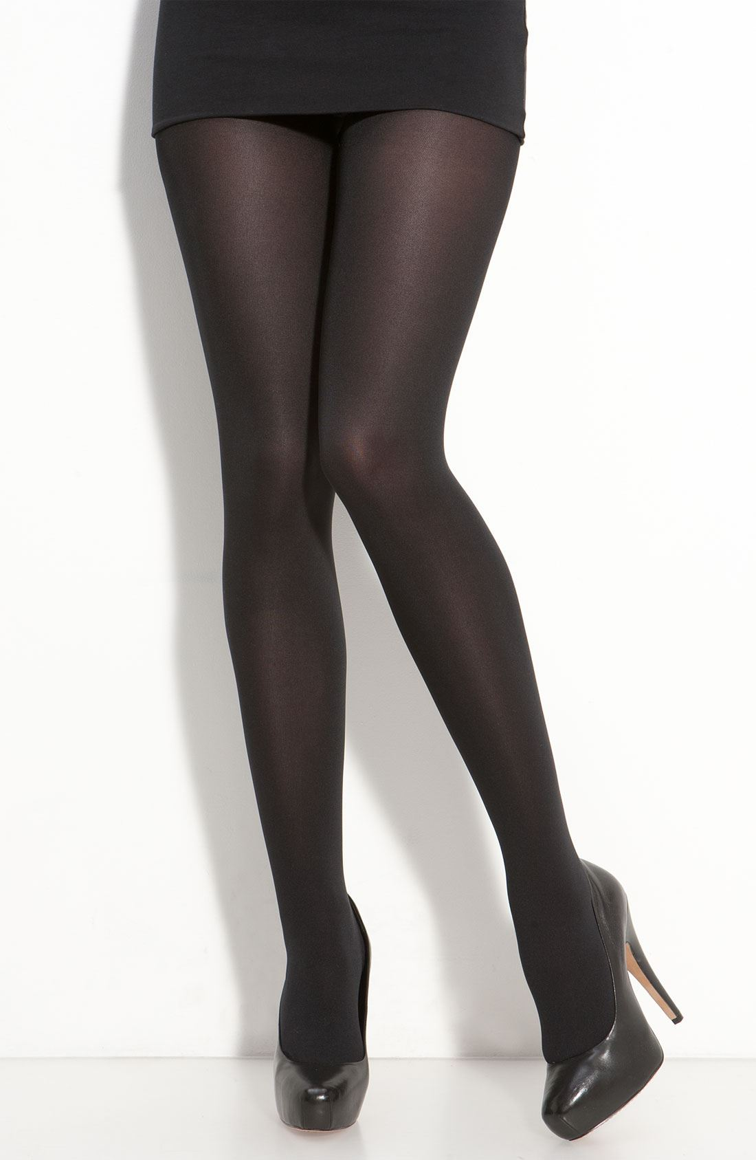 46f20e3447174 Pretty Polly 200 Denier Thermal Fleecy Opaque Extremely Soft Tights Collant