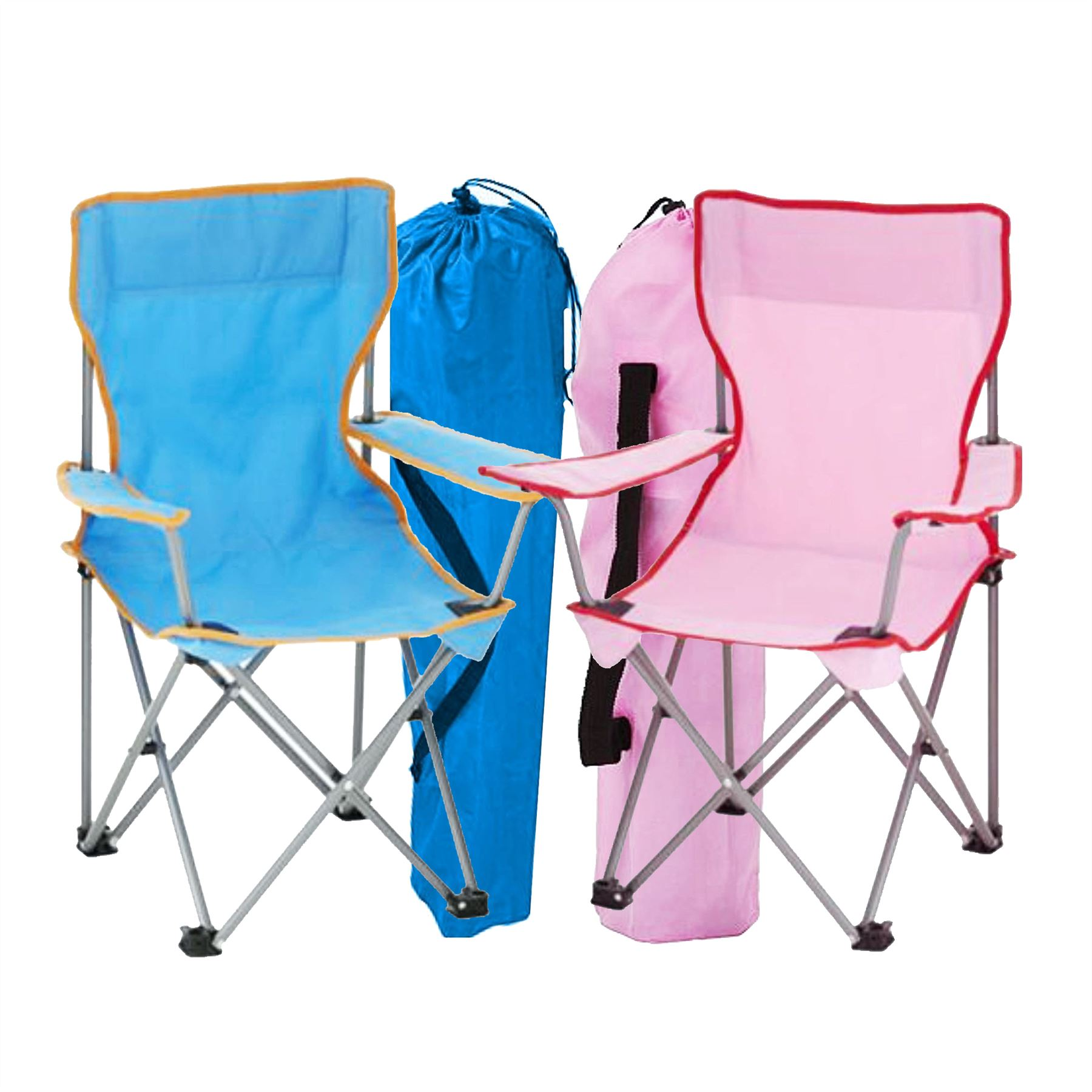 Kid Folding Camp Chairs With Carrying Bag.Details About 2 X Simpa Childrens Folding Camping Chairs With Carry Bag