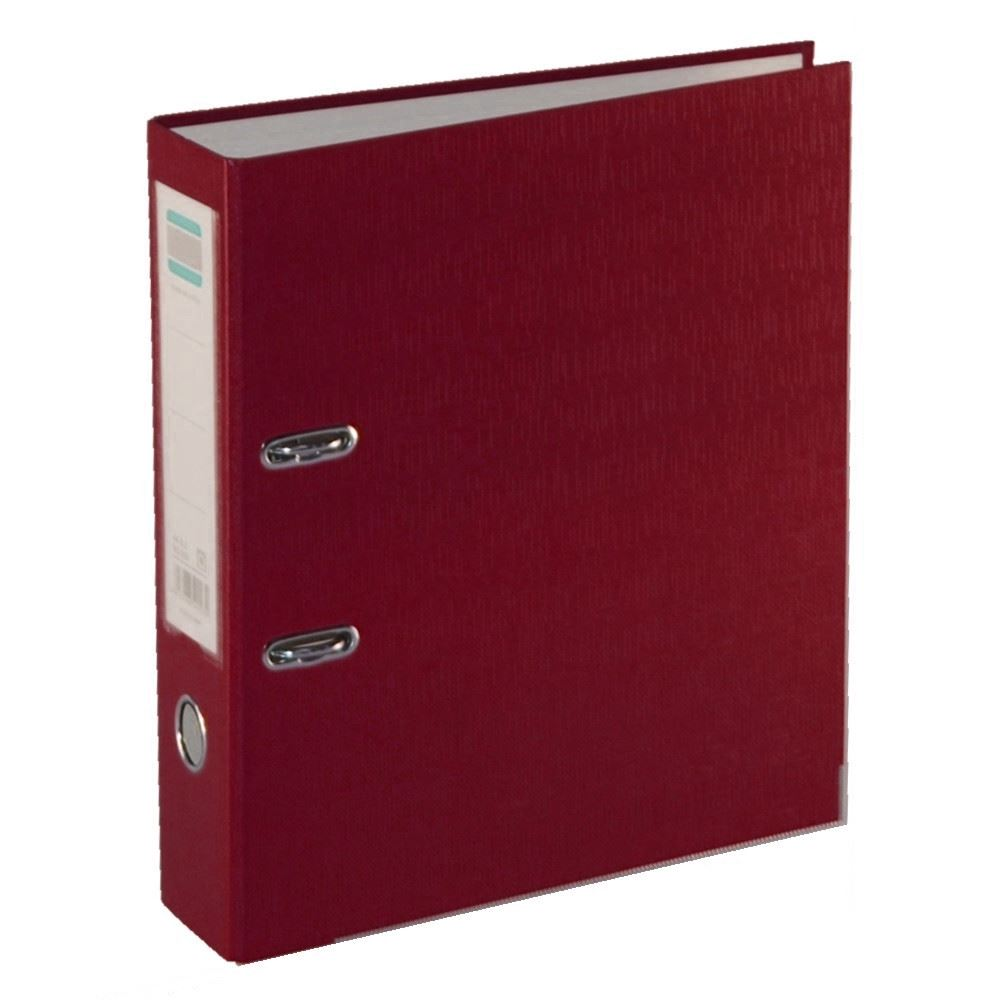 A4 Large 75mm Lever Arch Ring Binder File Folder For Home