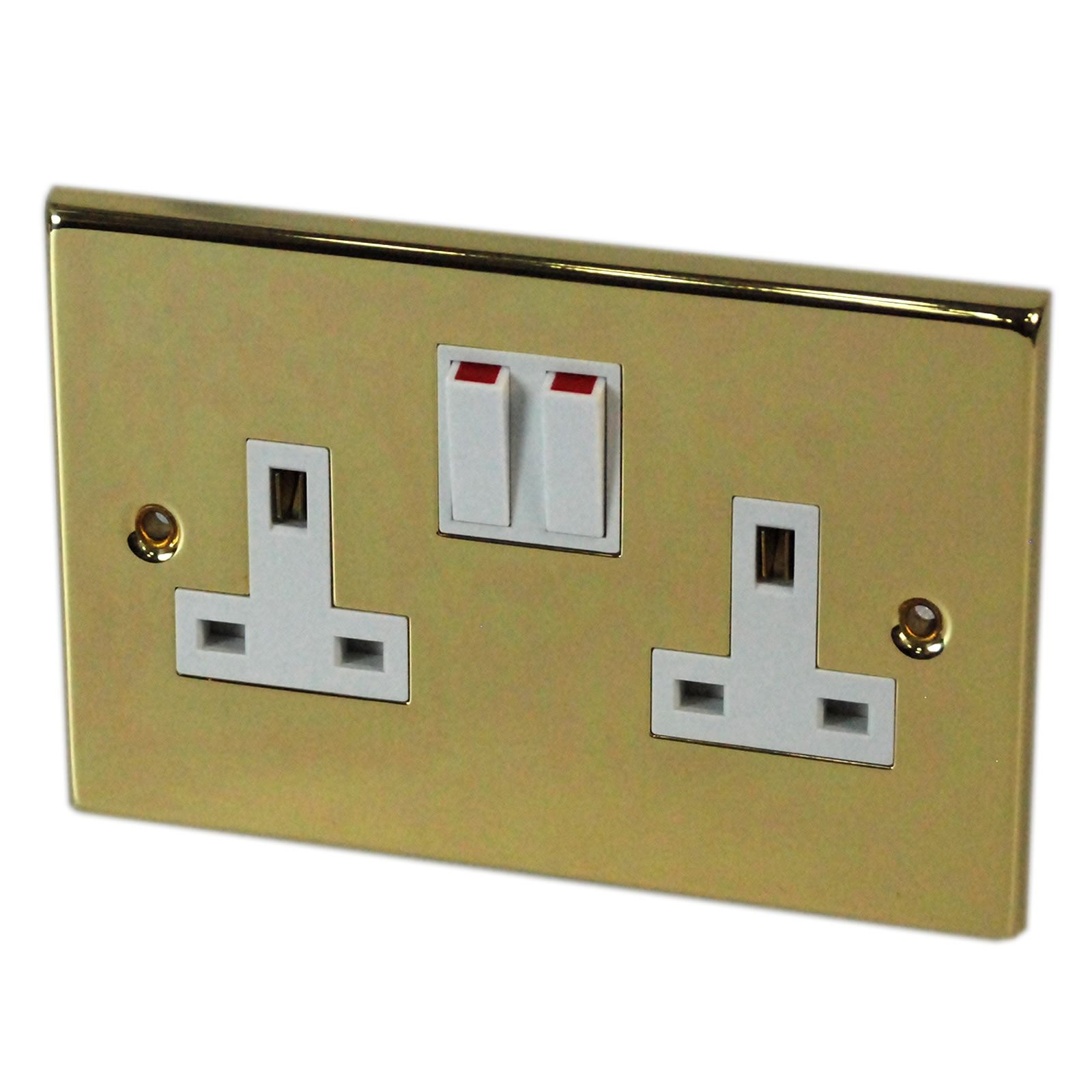 Crabtree-Wall-Plug-Socket-Faceplate-Cooker-Switches-Matte-Chrome-Mixed-Styles