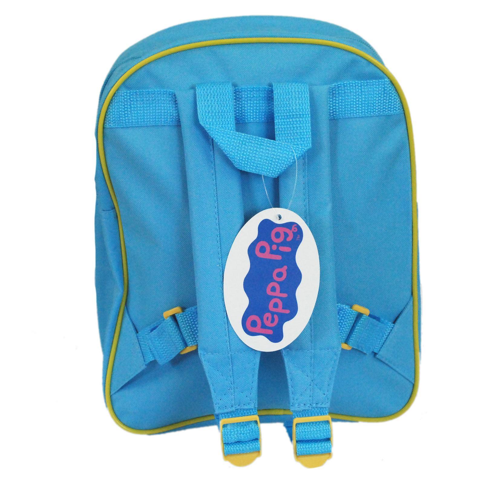 Peppa Pig Characters Girls Amp Boys Backpacks School Bags