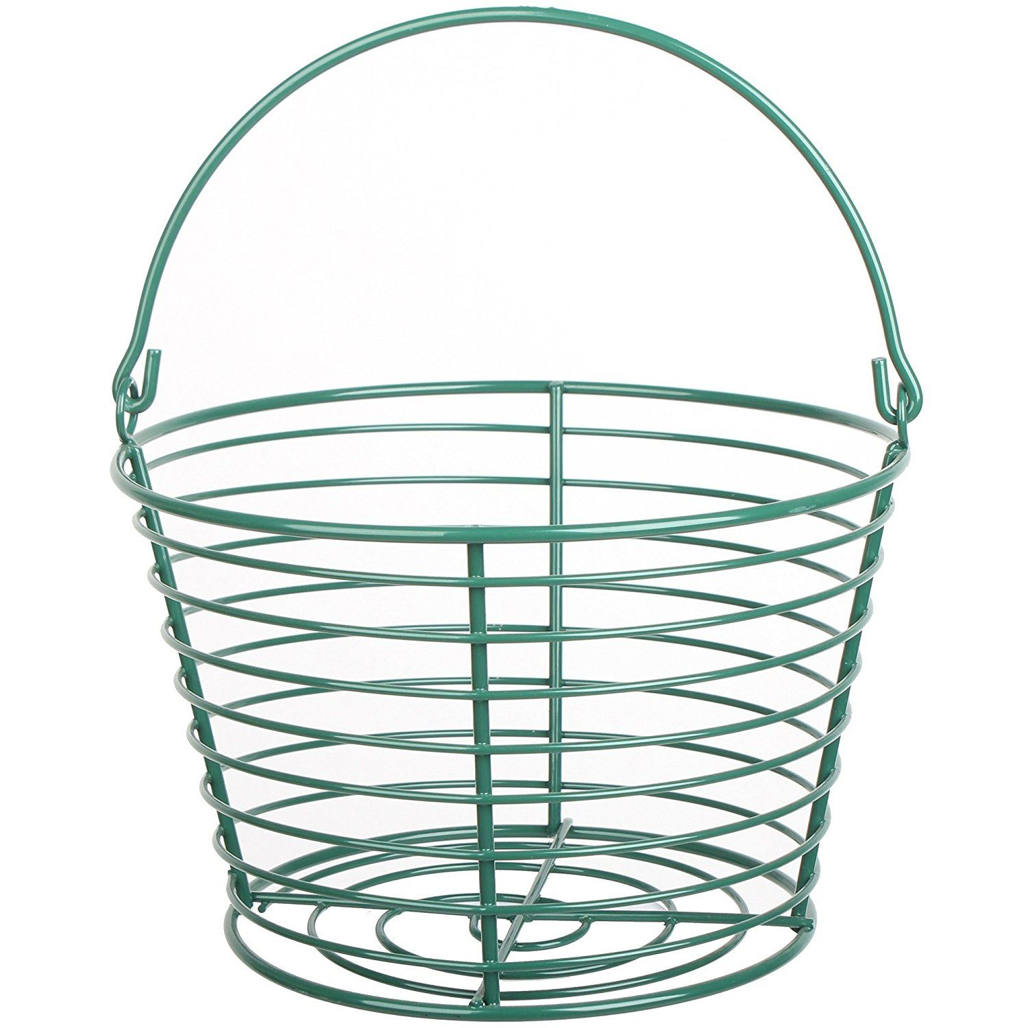 Farm Style Strong Colour Metal Wire Egg Holder Stand Basket With ...