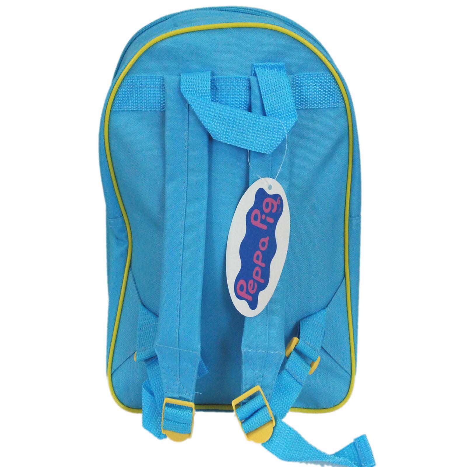 695cba271d Peppa Pig Characters Girls   Boys Backpacks School Bags   Sports Bag ...