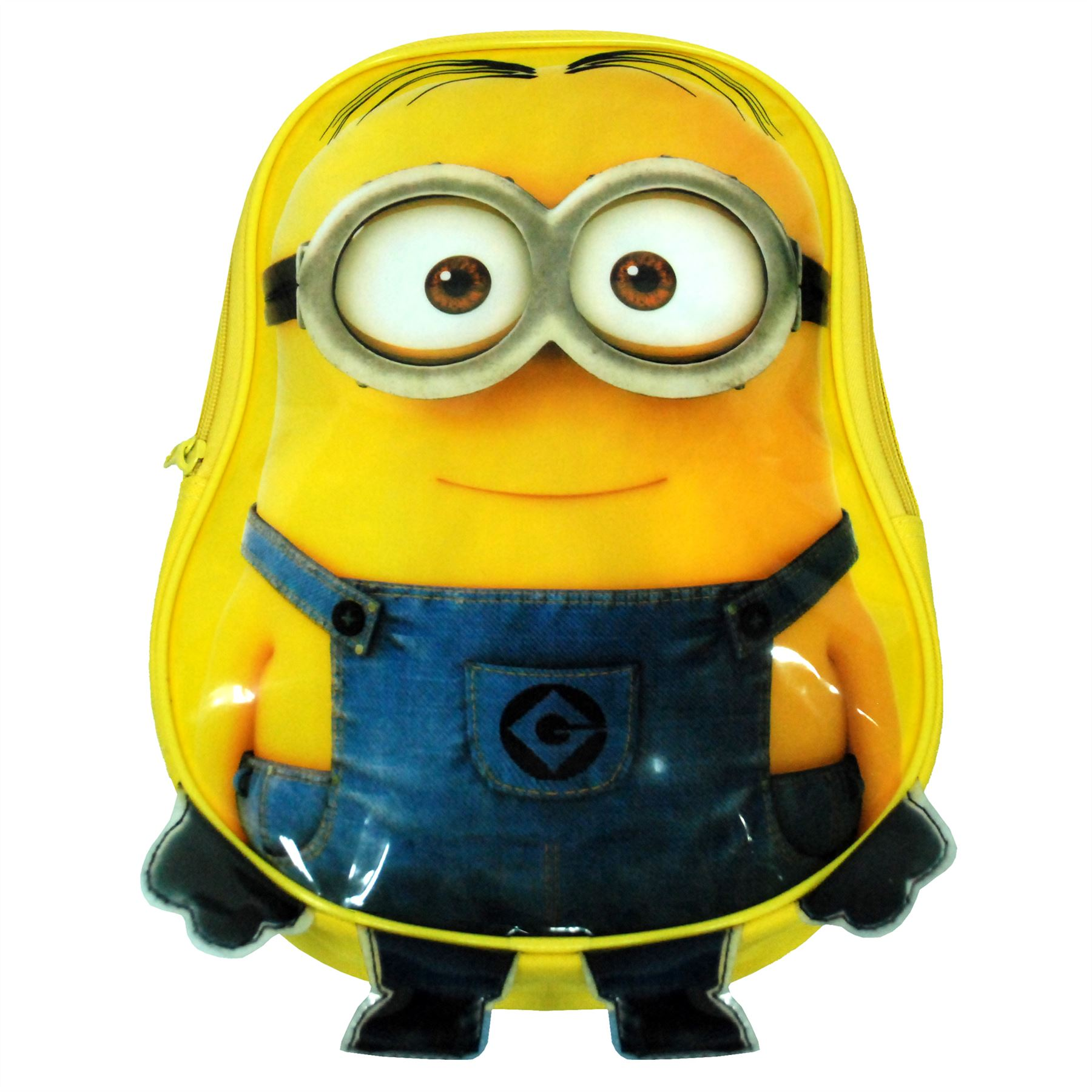 Despicable Me  3D Minions  Character Novelty Backpack Dangling Arm   Legs  Design 822c53f7a13fd