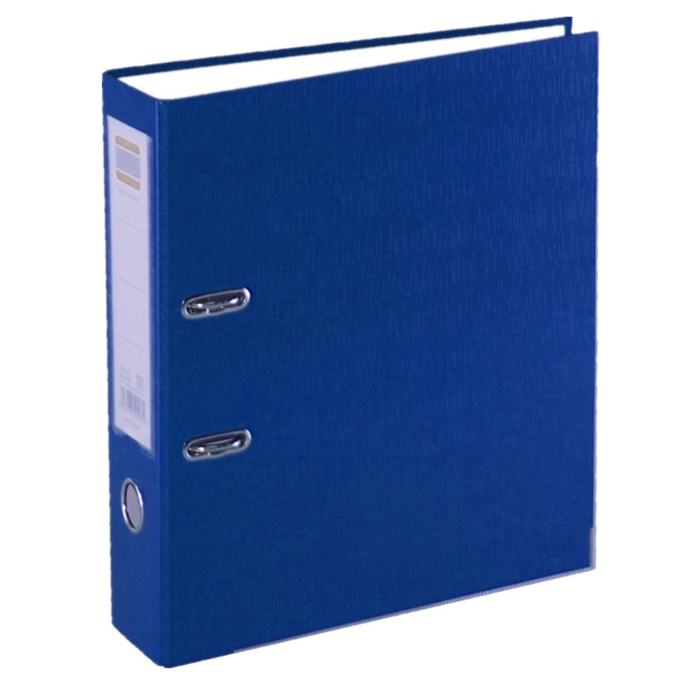 A4 Large 75mm Lever Arch File Folder With Ring Binder And
