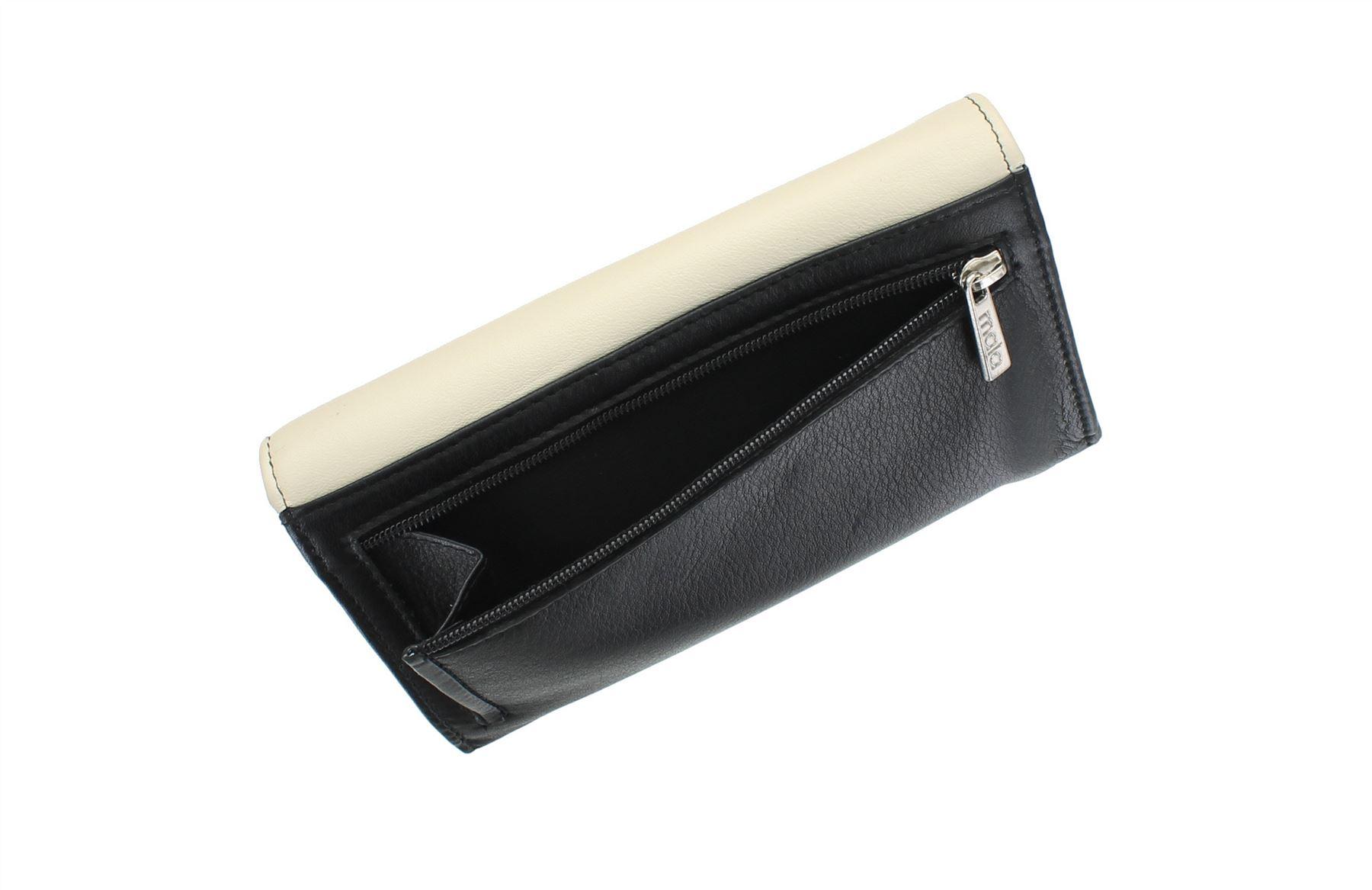 ᄄᆭpuisᄄᆭ la Multiprune 3186 Multi avec collection Noir Sac de Burchell Mala protection Leather RFID 79 WDH92EIeY