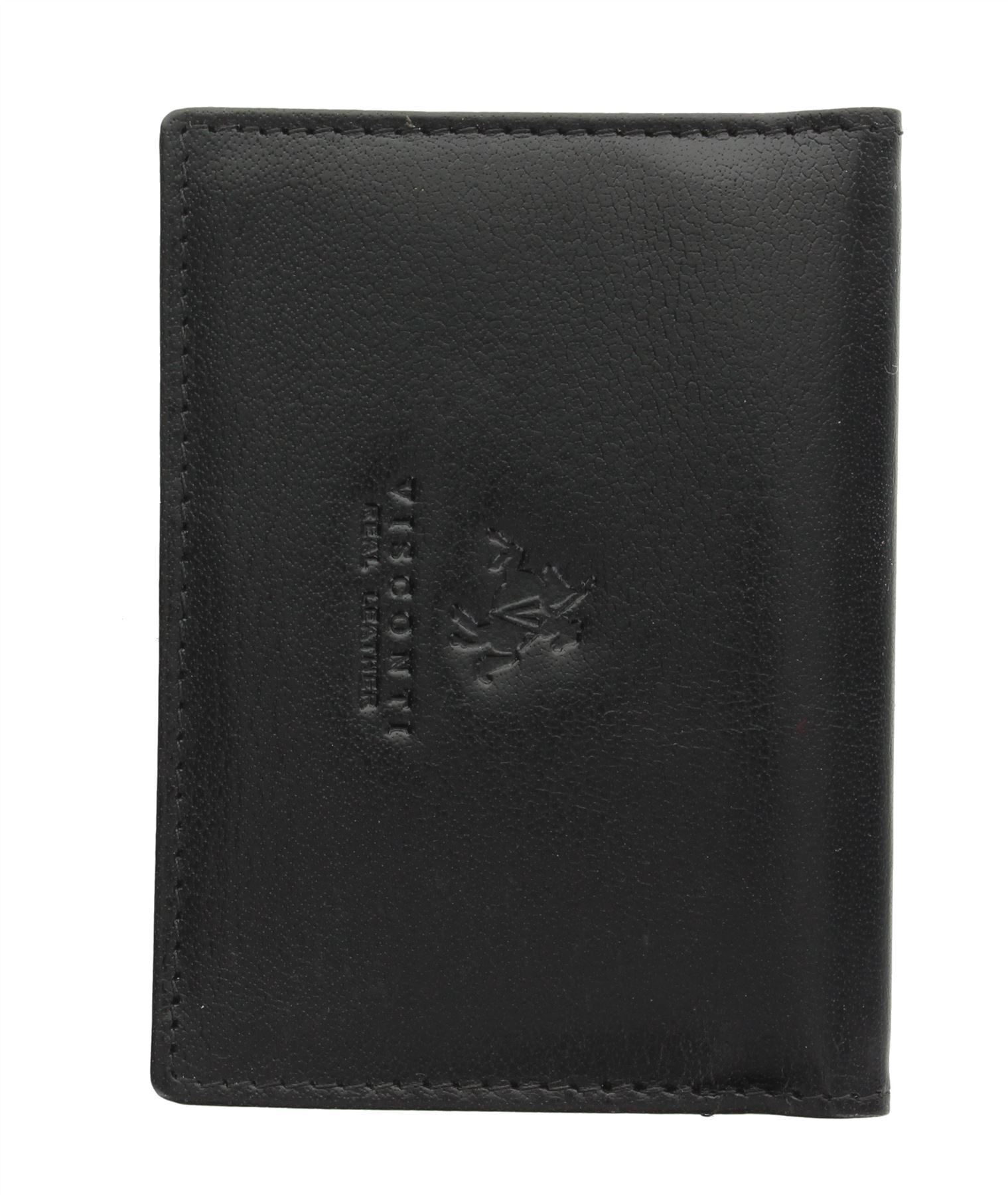 Visconti Leather Credit Card Holder TC1