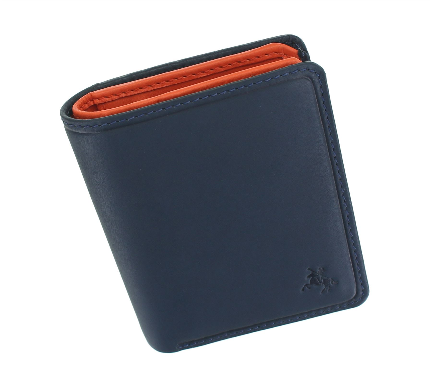 Visconti Palermo Collection Leather Wallet with RFID and Tap and Go PLR70
