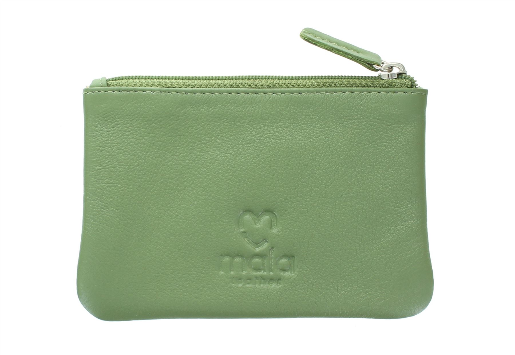 MALA LEATHER APPLIQUE AND PRINTED QUALITY LEATHER COIN PURSES 4115/_11