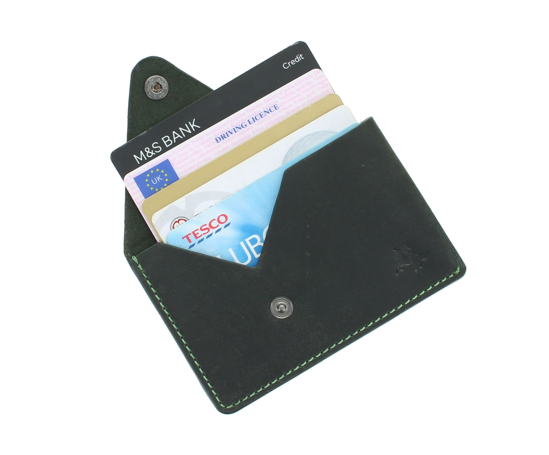 Visconti slim collection blade leather business credit card holder visconti slim collection blade leather business credit card reheart Images