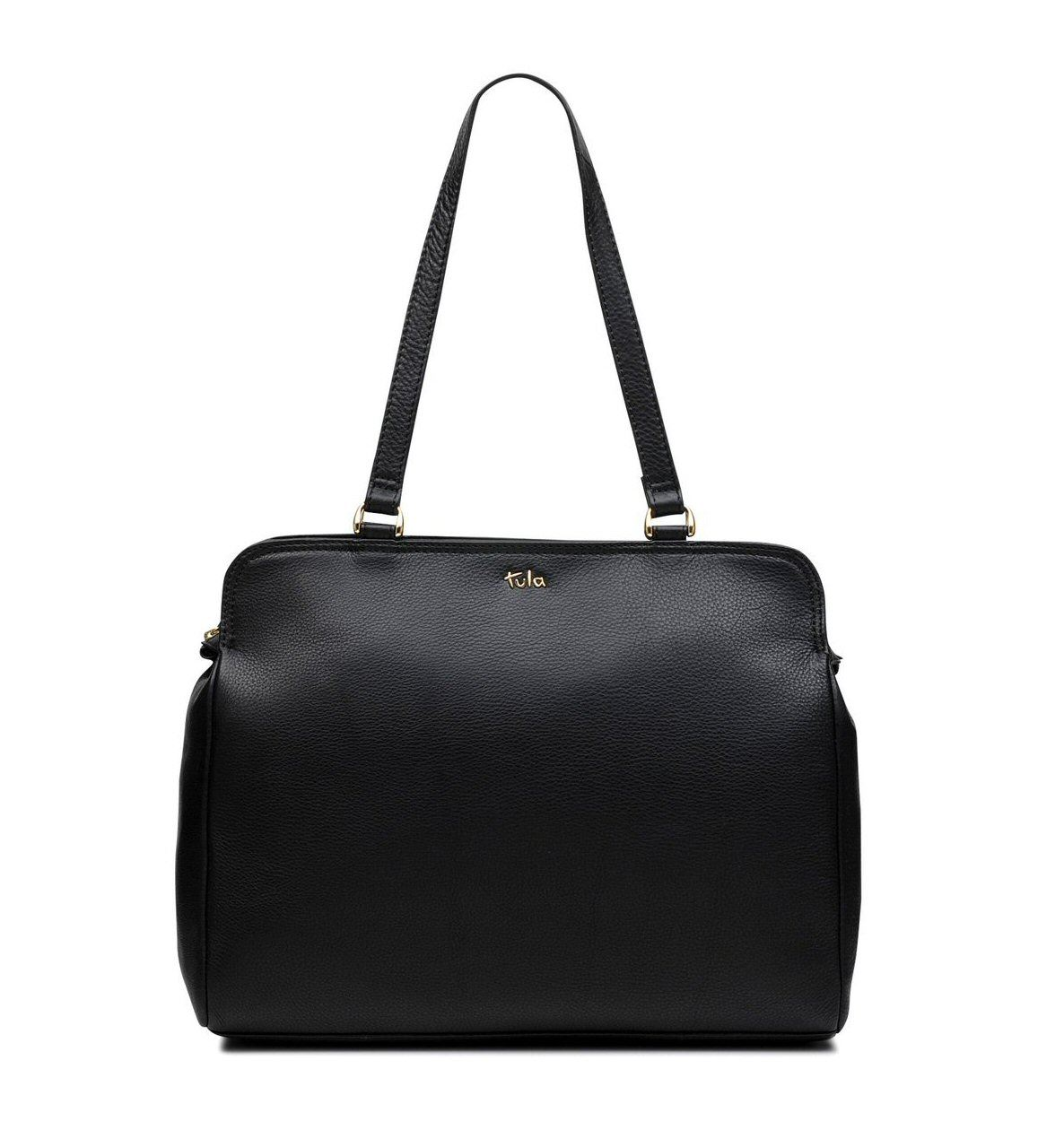 Tula Black esauritonavy Collection Leather Originals Soft Shoulder Bag 8488 jRAL354q
