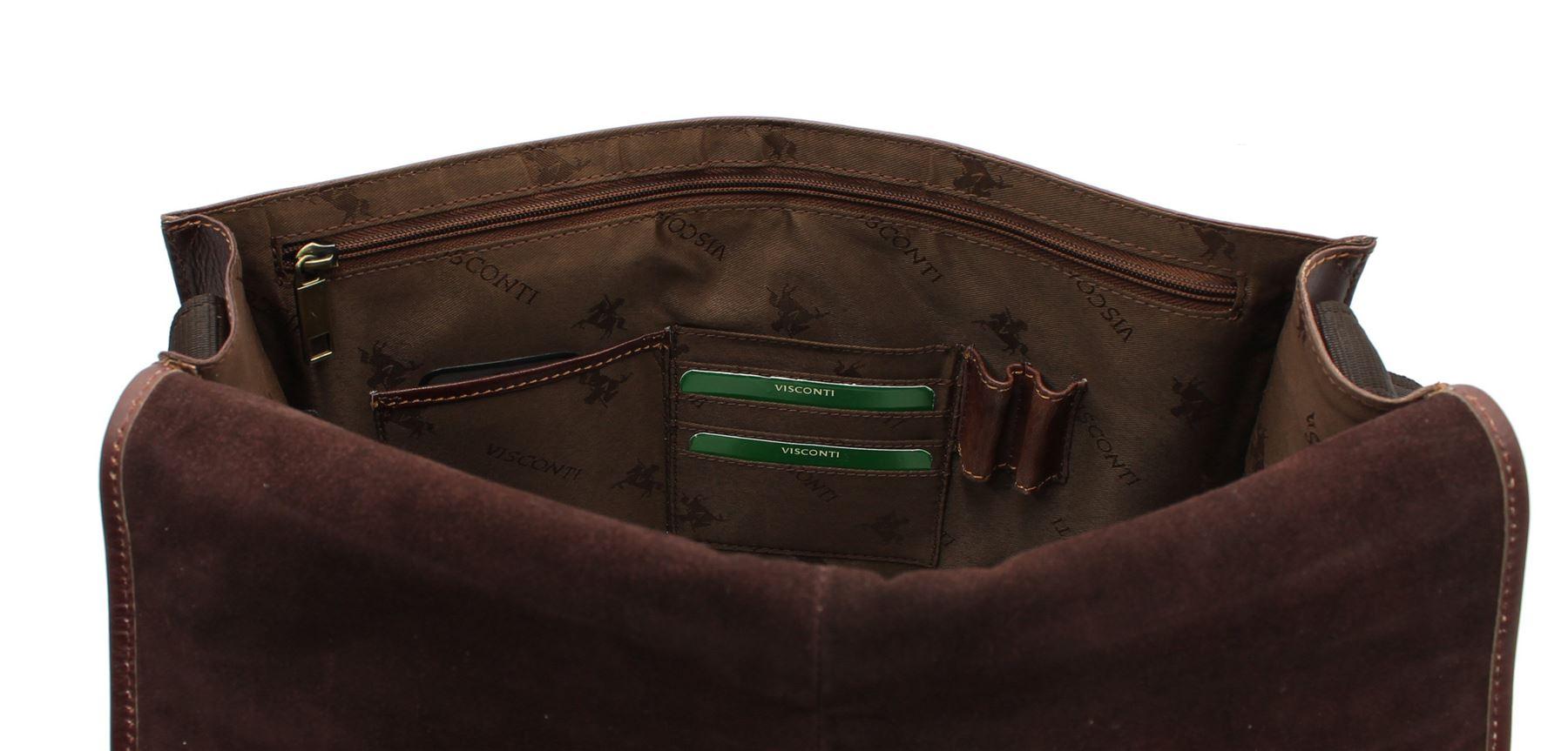 3d0c622bc7f Visconti-Aldo-Vintage-Tan-Leather-Briefcase-VT7 thumbnail 4
