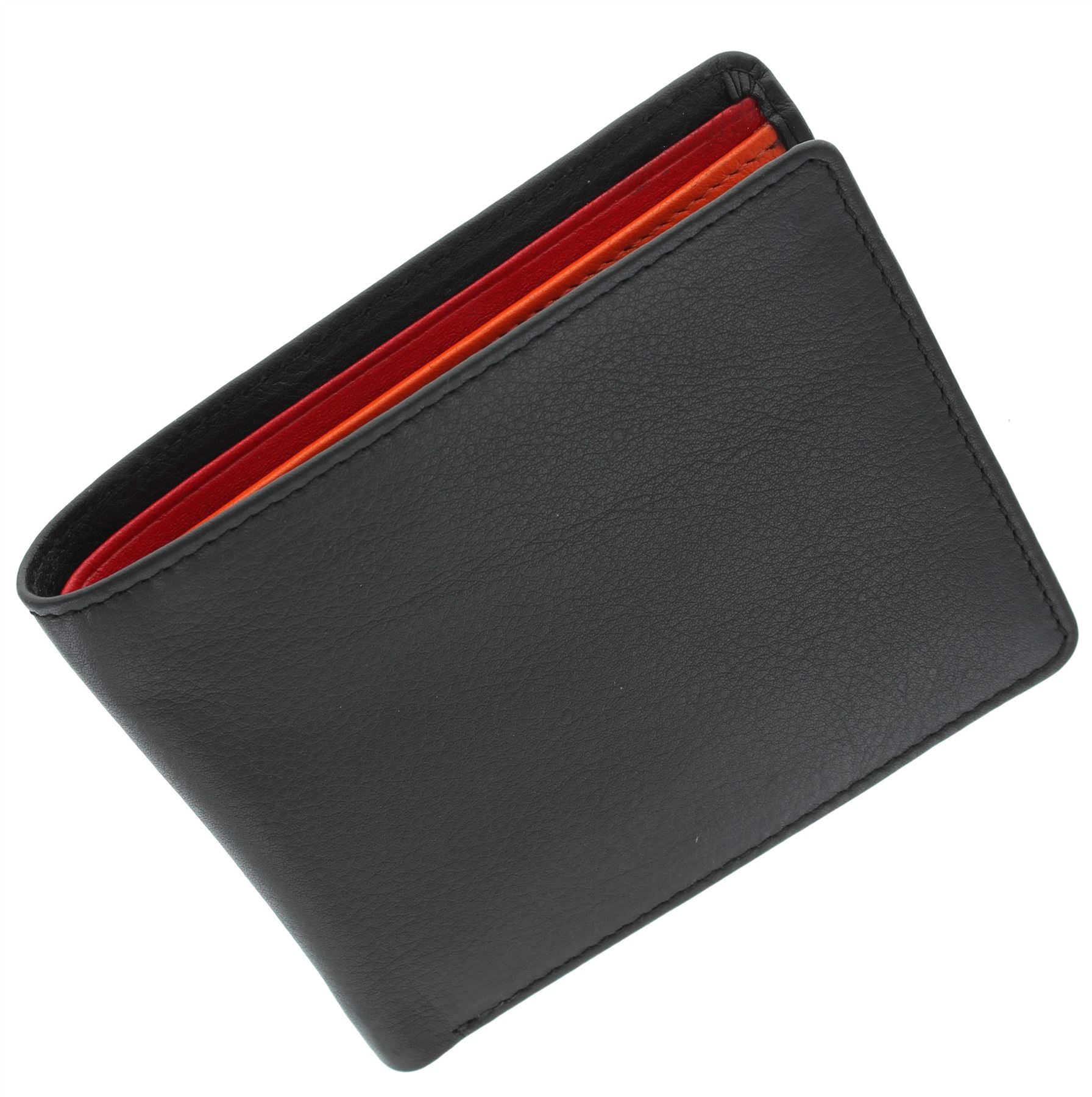 Visconti Gents Leather Bond Collection /'M/' Wallet RFID blocking BD10