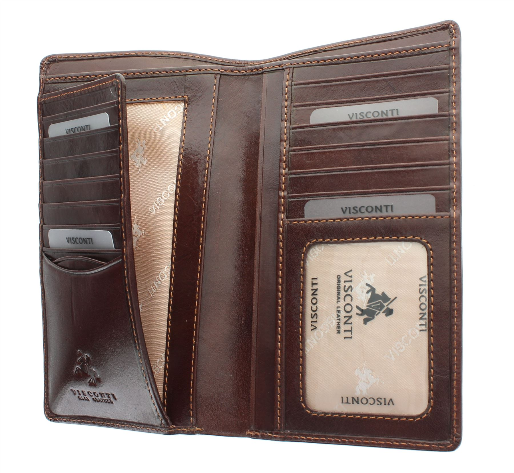 Visconti Enzo Collection MODENA Vegetable Tanned Leather Jacket ...