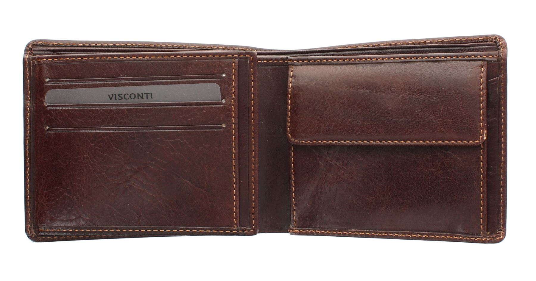 Visconti ENZO Collection Scuderia Vegetable Tanned Leather Gents ...