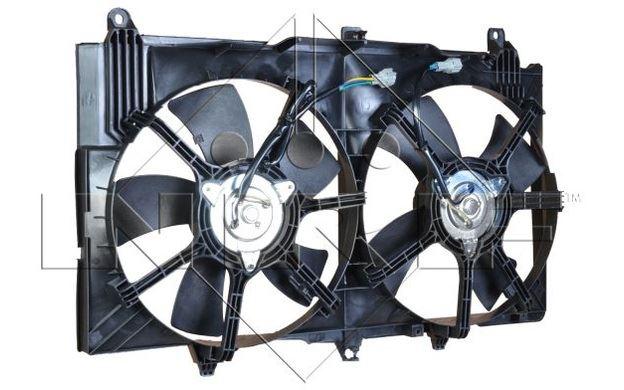 Détails sur NRF Ventilateur moteur pour NISSAN 350 47303 Pièces Auto Mister Auto