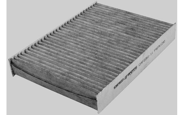 EKF304A Genuine Comline Activated Carbon Cabin Pollen Interior Air Filter